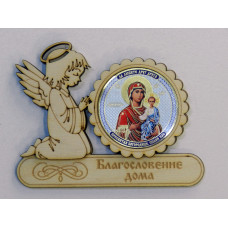 "Магнит ангел ""Казанская"""