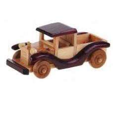 Деревянная машинка №3