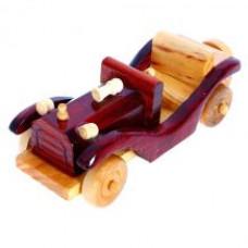 Деревянная машинка №4