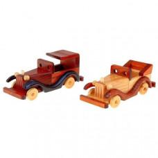 Готовый комплект сувенирных автомобилей