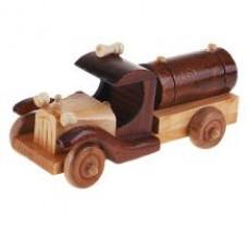 Деревянная машинка №2