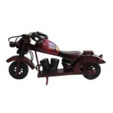 Деревянный большой мотоцикл