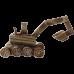 Купить сувенирную модель трактора оптом