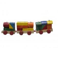 Детский маленький паровоз