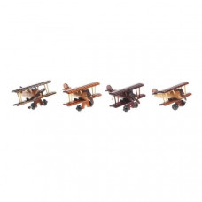 Сувенирный деревянный средний самолёт