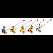 Детская игрушка каталка на палке