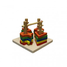 Купить конструктор №2 кубик оптом