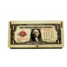 "Купюрница ""1 доллар"""