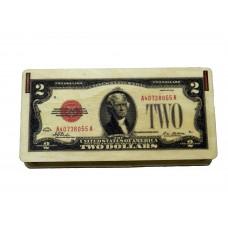 "Купюрница ""2 доллара"""
