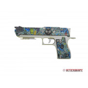 Деревянные пистолеты-сувениры оптом