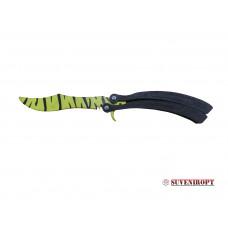 Бабочка лак Тигр