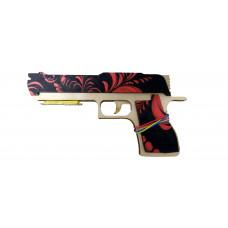 Пистолет резинкострел в ассортименте оптом